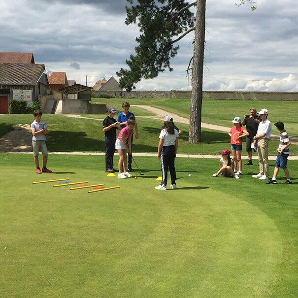 Ecole-de-golf